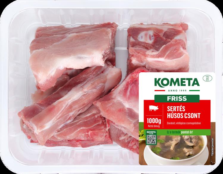 FRISS Sertés húsos csont 1000 g