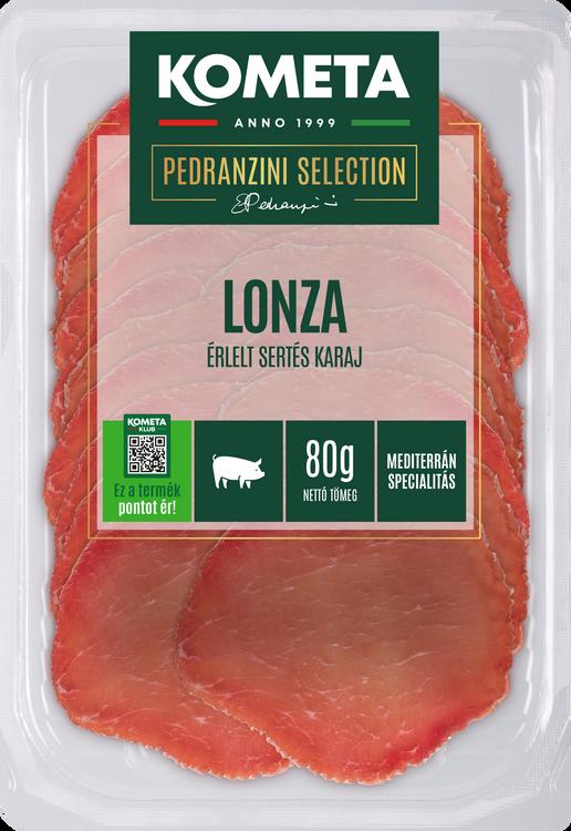 PEDRANZINI SELECTION Lonza 80 g