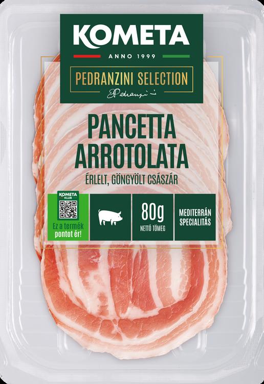 PEDRANZINI SELECTION Pancetta arrotolata 80 g