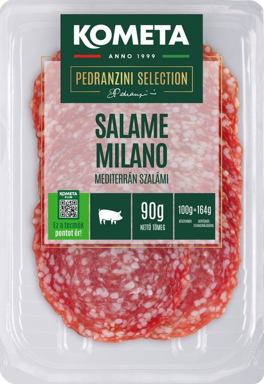 PEDRANZINI SELECTION Salame Milano 90 g