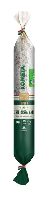 ÍNYENC Zselici szalámi klasszikus 500 g