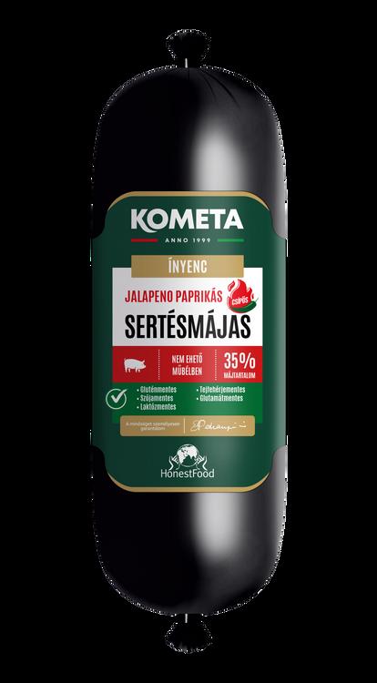 ÍNYENC Jalapeno paprikás sertésmájas 180 g
