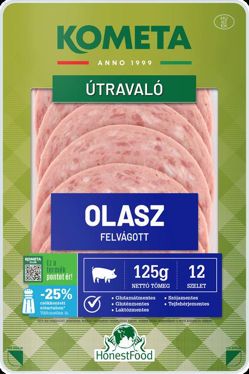 ÚTRAVALÓ Olasz felvágott 125 g