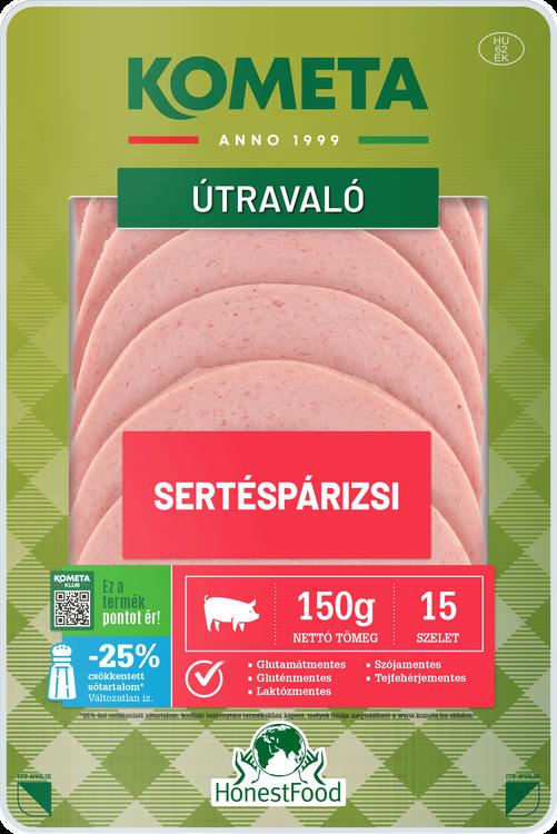 ÚTRAVALÓ Sertéspárizsi 150 g