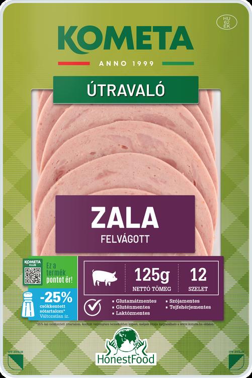 ÚTRAVALÓ Zala felvágott 125 g
