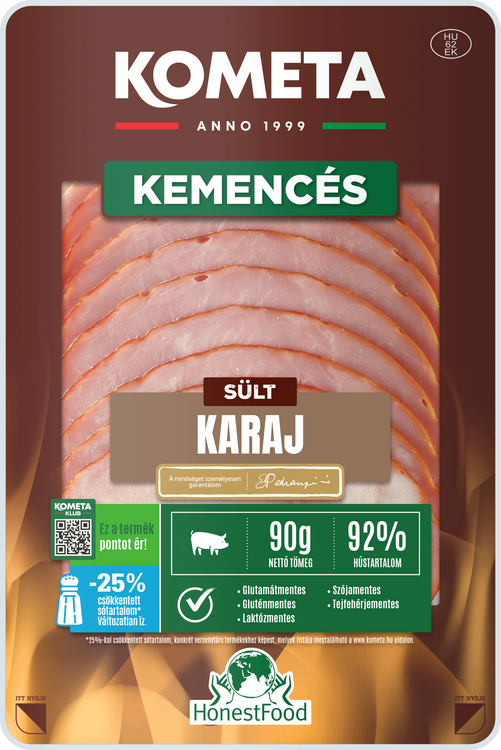 KEMENCÉS Sült karaj 90 g