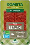 ÚTRAVALÓ Ízletes szalámi paprikás 80 g
